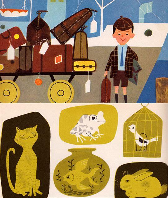 Hoagy Carmichaels Songs for Children - Illustrated by J.P. Miller