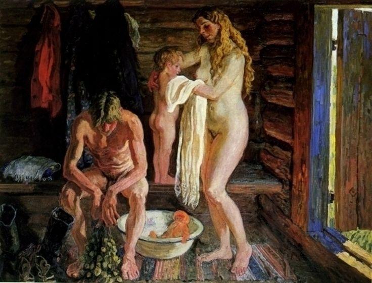 Семейная баня