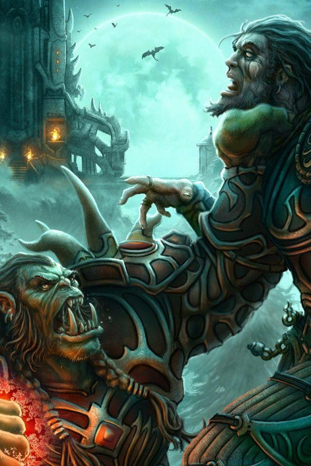 World Of Warcraft Iphone Wallpaper Free Download
