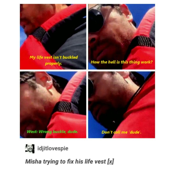 supernatural tumblr textpost cast misha collins west collins gifset