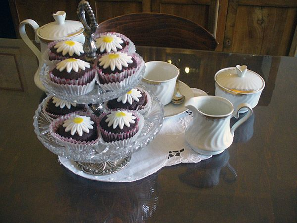 Cupcakes al cioccolato e Nutella