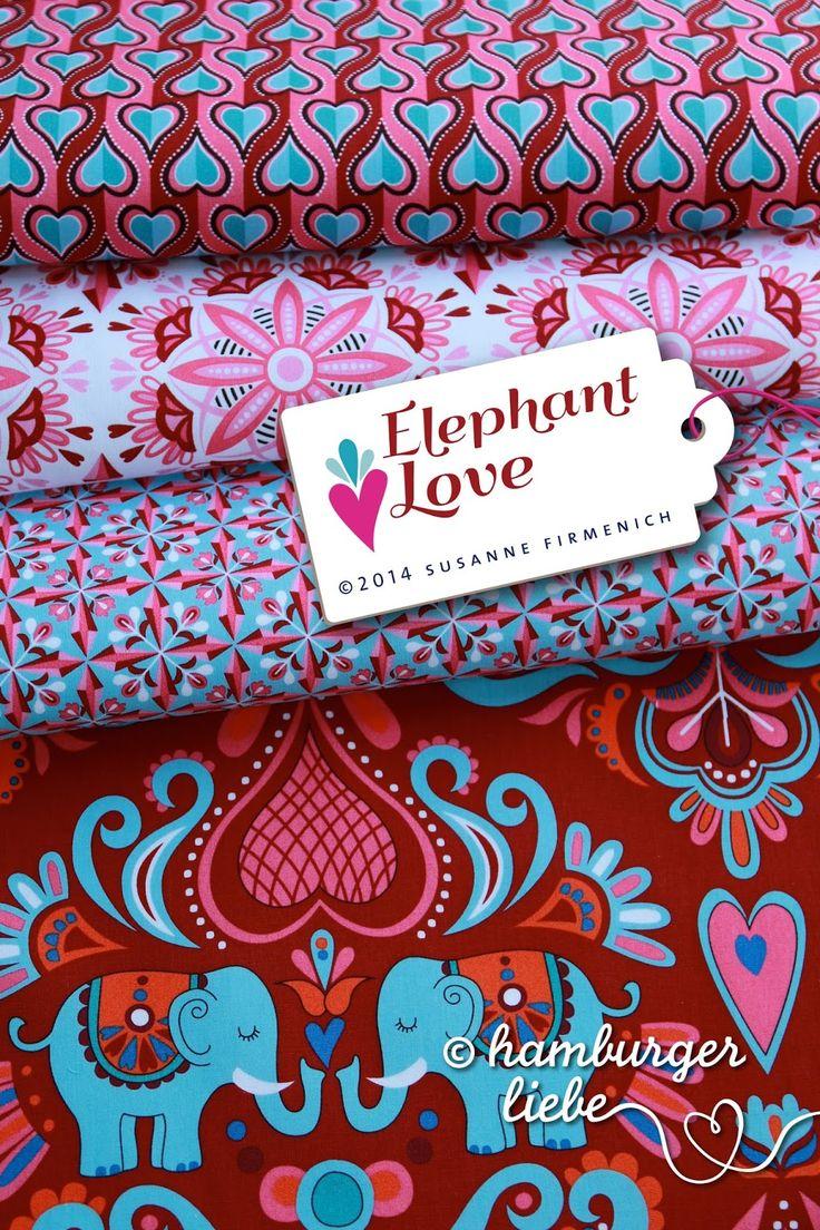 Hamburger Liebe: Elephant Love