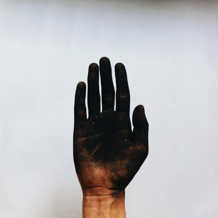 // Blackened Hand //// kevincab22 //// gallery.oxcroft.com //