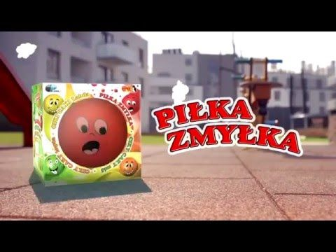 Piłka Zmyłka Surprise Ball REKLAMA TV