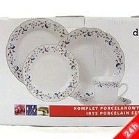 Domotti Irys porcelán étkészlet - 30 részes
