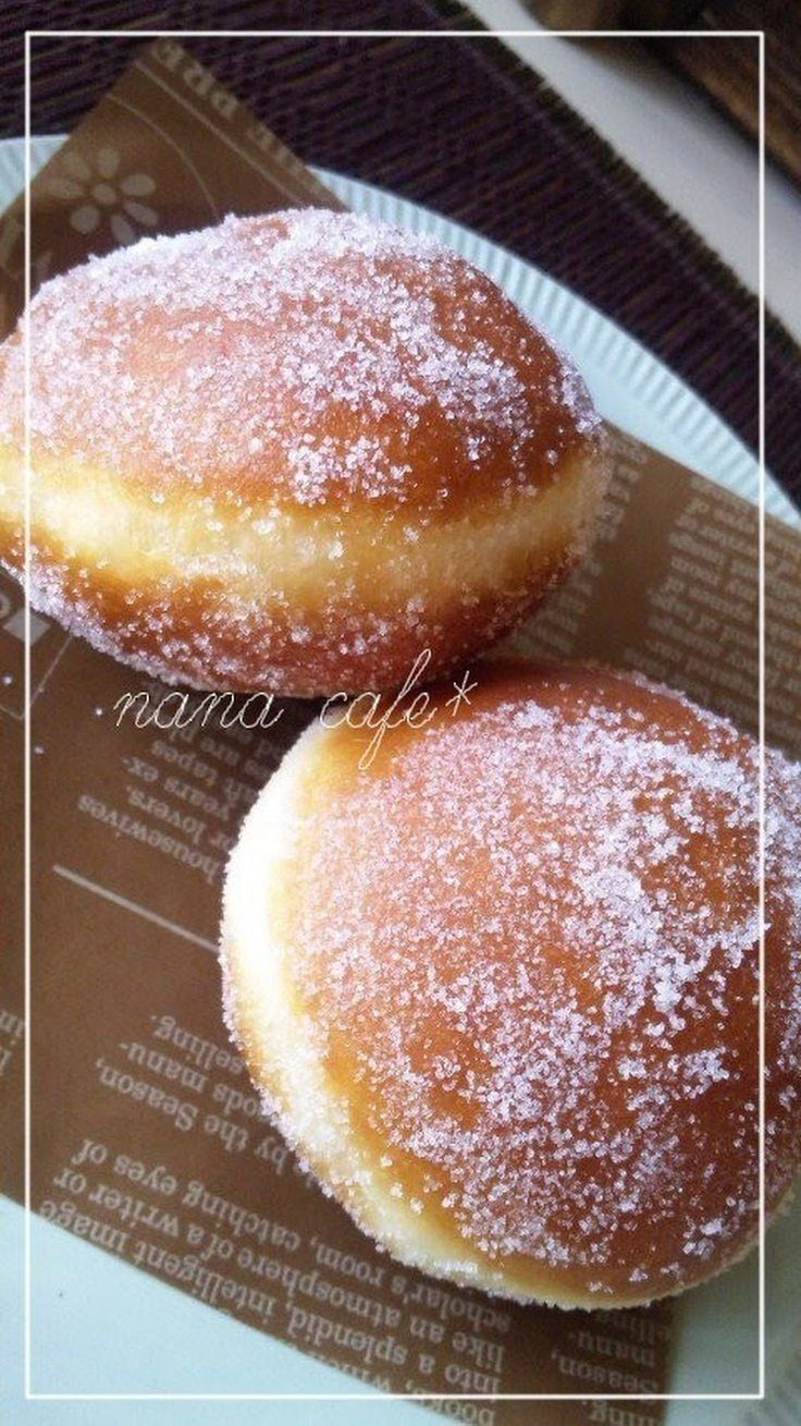 "Hawaiian Malasadas! ""This is like the malasadas eaten in the movie ""Honokaa Boy."" It's so fluffy and silky smooth too! But it's still quite light, so you may eat too many despite yourself. Recipe by Nana""  @allthecooks #recipe #donuts"