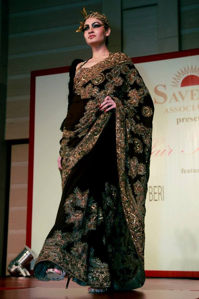 Ritu Beri Designs | Savera Fashion Show