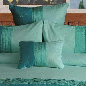 Quilt Cover Set Bella Aqua | Bed Linen Online