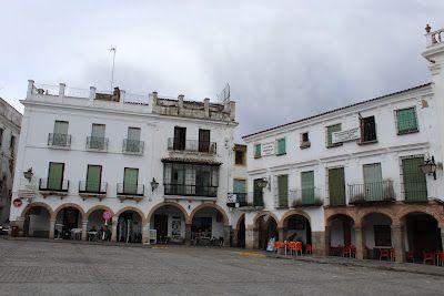 Plaza Grande. Zafra.