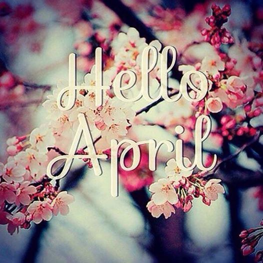 #Hello #April #spring #firstdayofapril #aprilsfoolsday #haveanicemonth my #birthday #month #Πρωταπριλιά #μήνας #γενεθλίων #καλόμήνα #coffee #goodmorning #ppl #καλημέρες