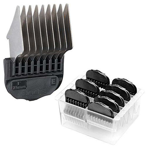 Stainless Steel Magnetic Guide Comb Set For Dogs 8 Sizes In Kit