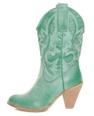 Teal Cowgirl boots: Cowgirl Boots, Denver Aqua, Blue Cowboys Boots, Mint Green, Aqua Blue, Be- Cowboys, Blue Embroidered, Volatil Denver, Embroidered Cowboys