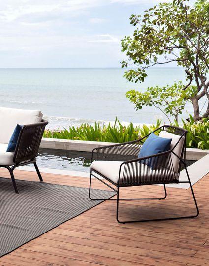 91 best collection outdoor oasiq 2014 images on pinterest decks backyard furniture and garden - Outlet jardin ...