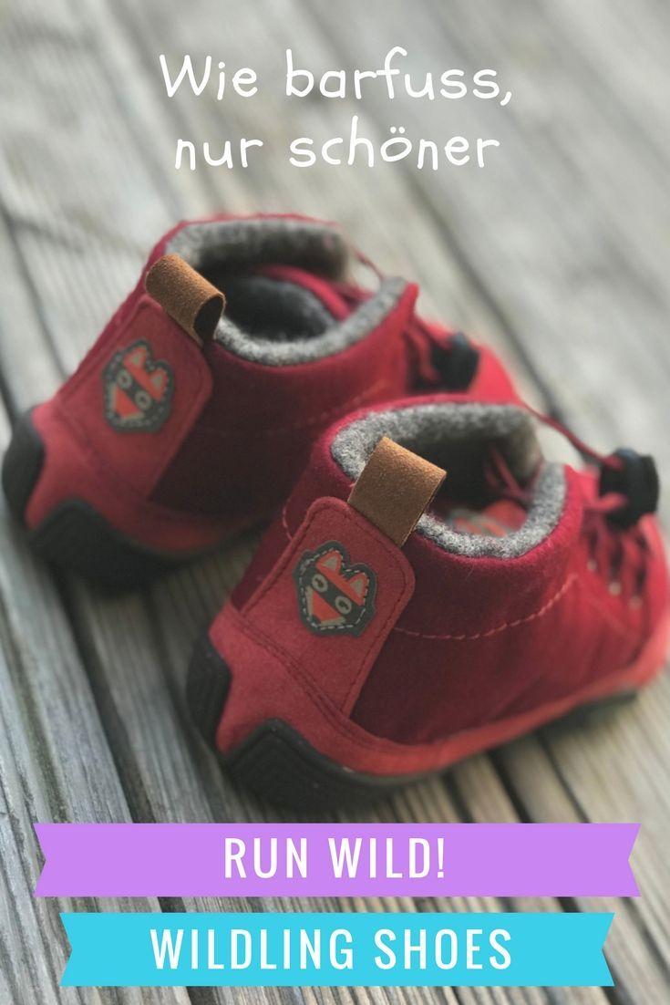 Wildling Shoes Wie barfuss, nur schöner: Wildlinge