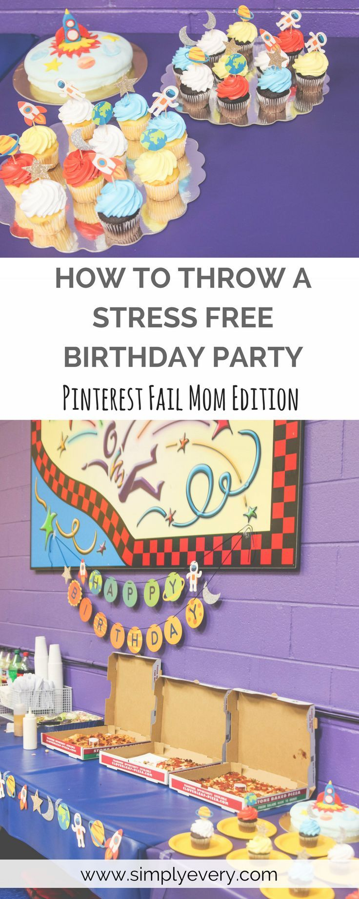 How To Throw A Stress Free Birthday Party, Pump It Up!, kids parties, stress free birthday, birthday parties, kids playplace, party planning