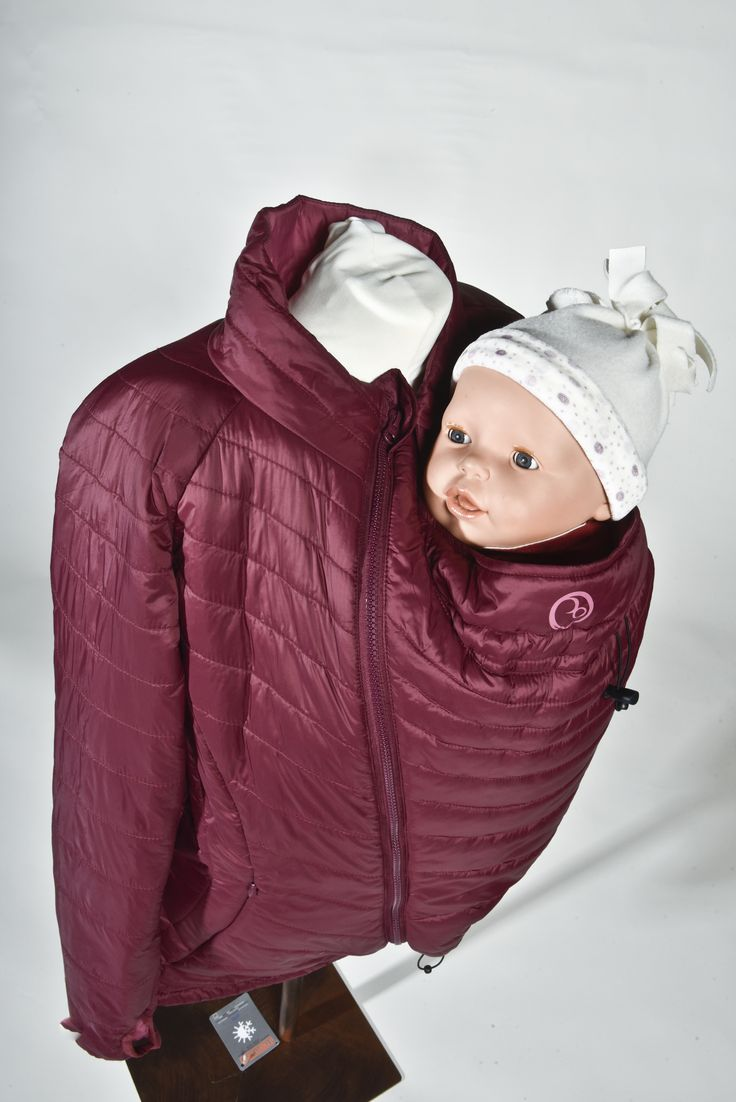 Kind + Jugend Innovation Award 2015: Category 'World of Moving Baby & Travelling Baby Accessoires: Lightly quilted jacket for two (Mamalila)