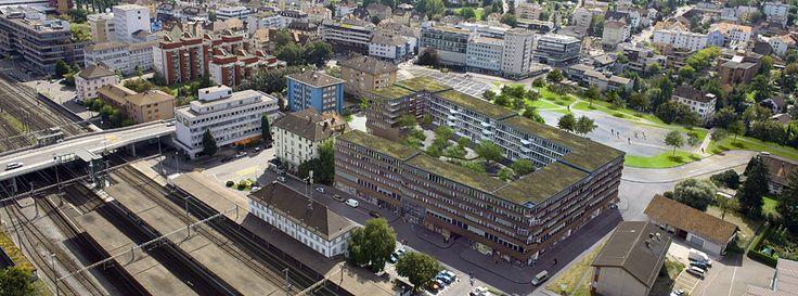 Schlieren: Projekte in Schlieren - Page 3 - SkyscraperCity