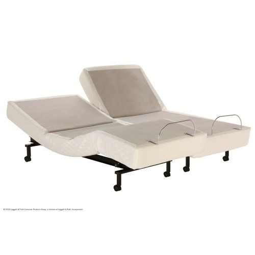 scape adjustable bed with massage split king set read more reviews of the product by