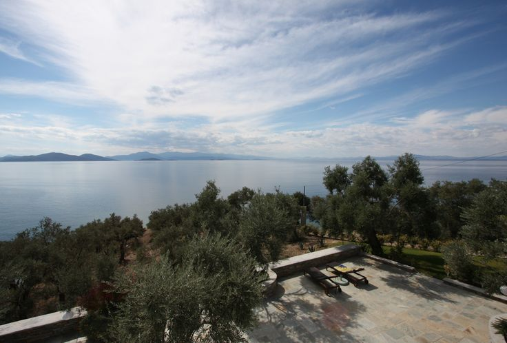 This impressiveseaside luxury villa, is located in the heart of Pelion. Built on a unique headland between two lovely beaches, it is only a few meters away from the water and has amazing views of …