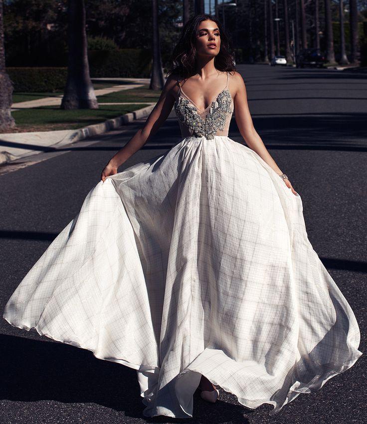 GENEVA Wedding Gown by Lurelly