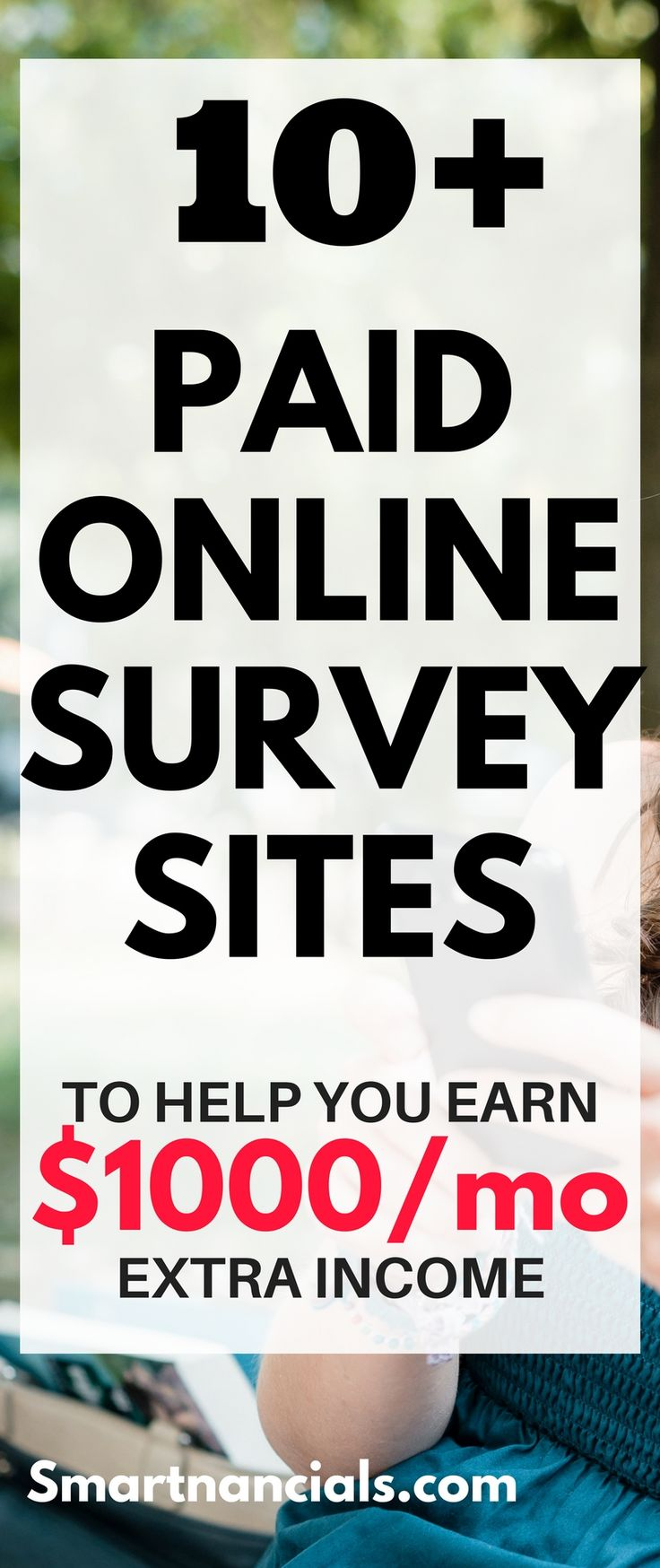 The BEST paid online surveys that you should check out to make extra cash this month. Paid online surveys that pay| paid online surveys| online survey sites| online survey canada| extra money| side hustles| online surveys for money