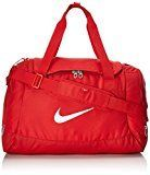 NIKE sports bag Fitness Club Team Swoosh Duffel Small 43 liter size. S bag