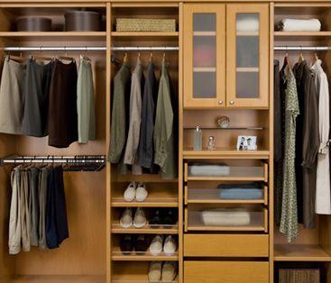 Closets modernos buscar con google decoration ideas for Ideas de closets modernos