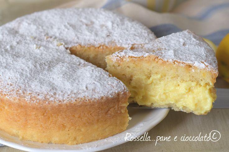 La torta Pan di limone e' semplicissima non sporcherete nulla e si fa in un attima. Se amate il limone la dovete fare assolutamente!