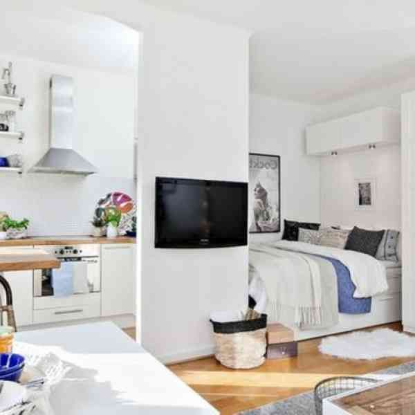 1000 id es d co chambre d 39 tudiant sur pinterest for Idee deco studio 25m2