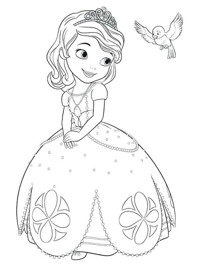 Princess Peach Coloring Pages Princess Coloring Pages Princess Coloring Disney Coloring Pages