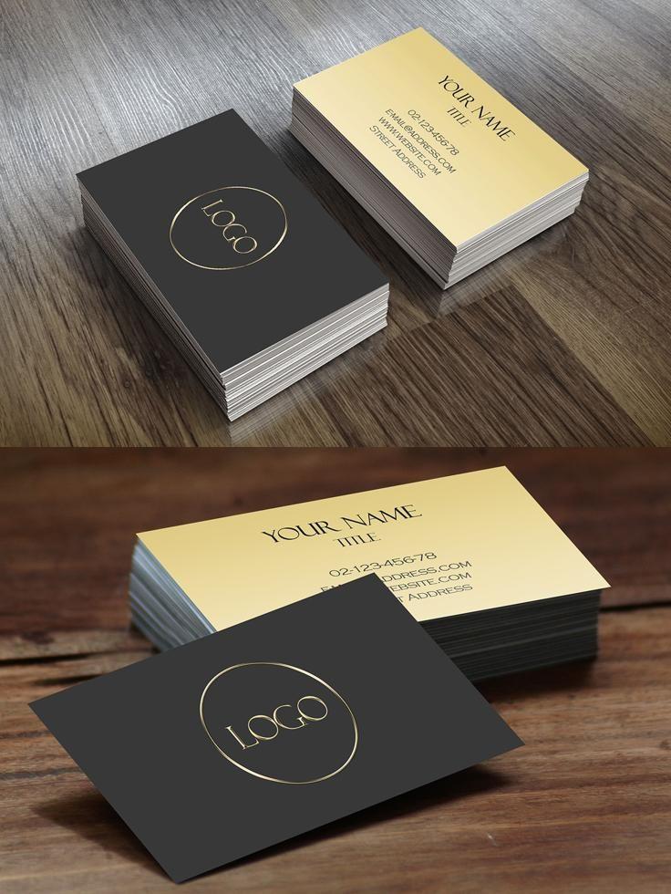 52 best Clean / Elegant Business Cards images on Pinterest ...
