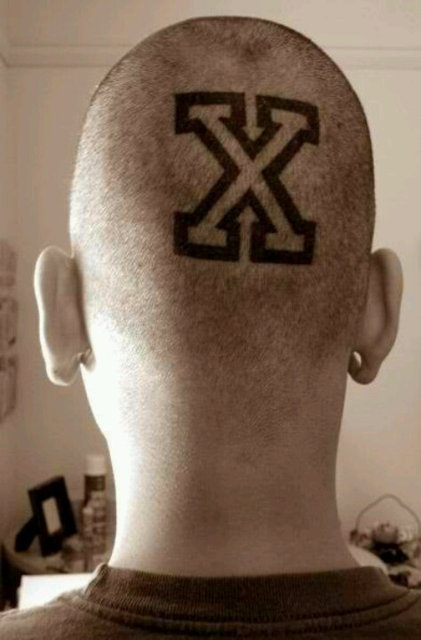 17 best images about straight edge on pinterest stay for Straight edge razor tattoo