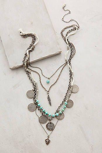 Layered Sonho Necklace