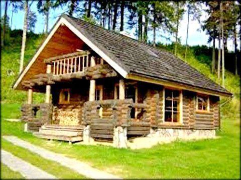 As 25 melhores ideias de casas r sticas no pinterest for Casas rusticas de madera y piedra