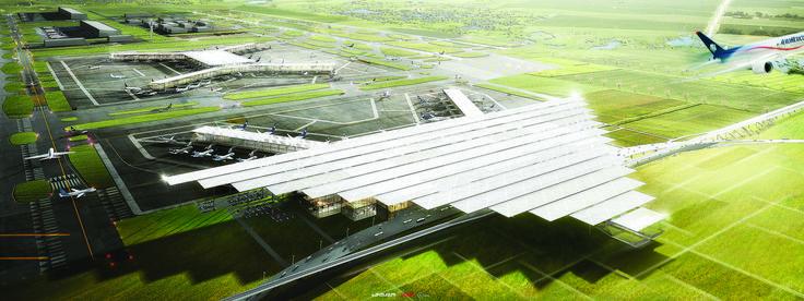 Propuesta del Nuevo Aeropuerto Internacional de la Ciudad de México del…