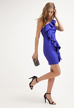 Morgan - Sukienka koktajlowa - bleu electrique