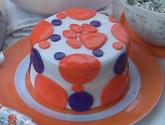 Best Clemson Tigers Cakes Images On Pinterest Clemson Tigers - Clemson birthday cakes