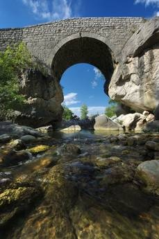 Valle Bruna's Bridge - Molise (Italy)