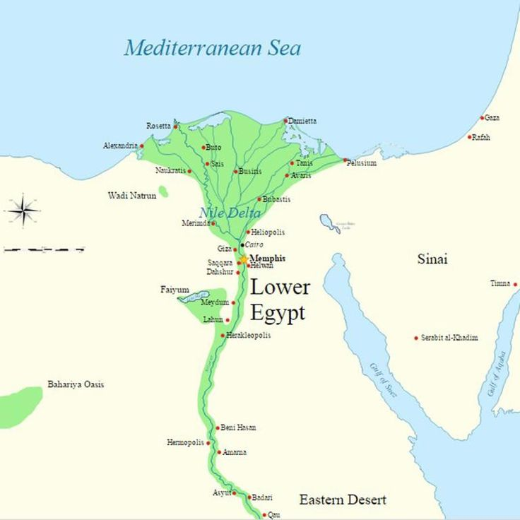 Fourteenth Dynasty Of Egypt Ca BCE During This Period - Map of egypt heliopolis