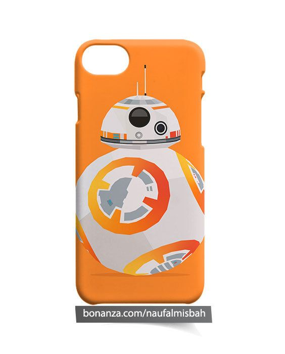 BB8 Star Wars Self BB-8 iPhone 5 5s 5c 6 6s 7 + Plus 8 Case Cover - Cases, Covers & Skins