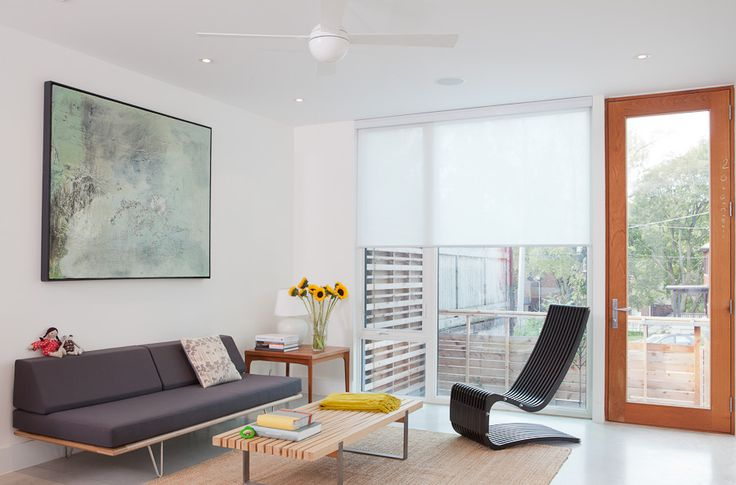 Casa Knezic | Vorbind Despre | O casă pentru o singură persoană dar cu spații cât mai confortabile cu putință pentru o întreagă familie.