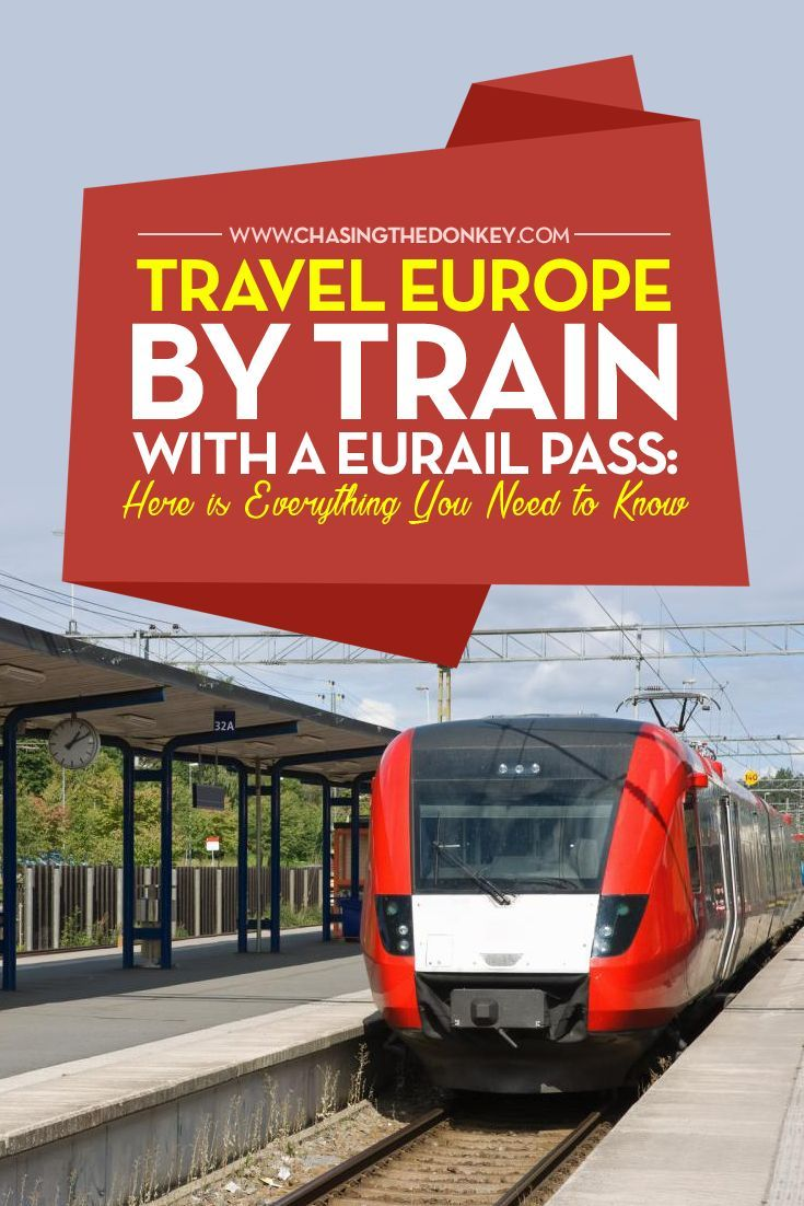 This guide to travel Europe with a Eurail Pass covers ticket costs, pitfalls, details on where to you can (and can't) go and more.