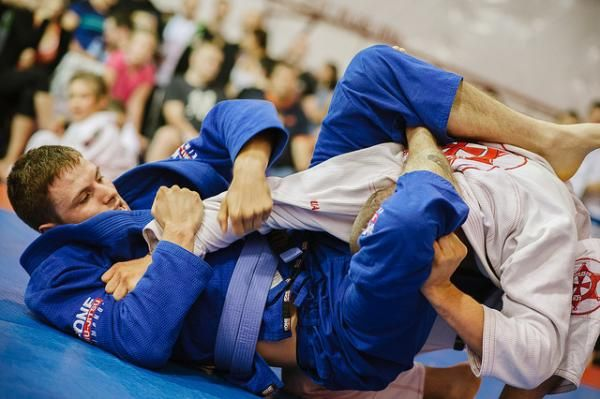 The hidden benefits of Brazilian Jiu Jitsu