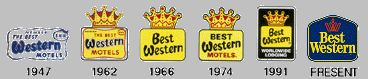 """Best Western"""" name and Gold Crown, a move that would further enhance an already successful marketing brand into the """"World's Largest Hotel Chain"""