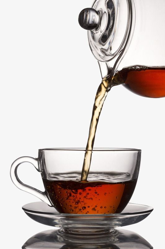Pouring Teapot Cup Transparent Tea Png Transparent Clipart