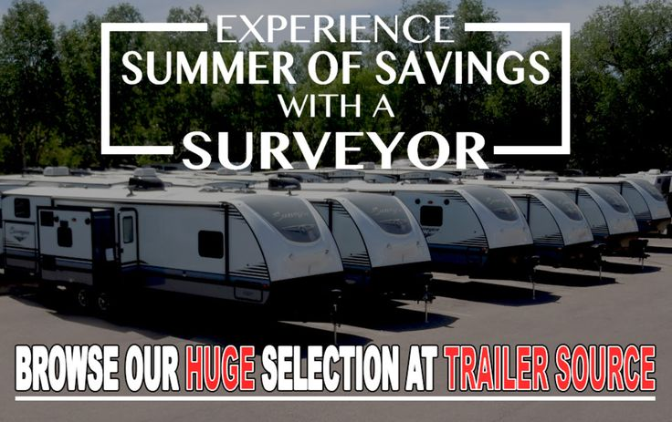 Ready to save on your next travel trailer? Browse our