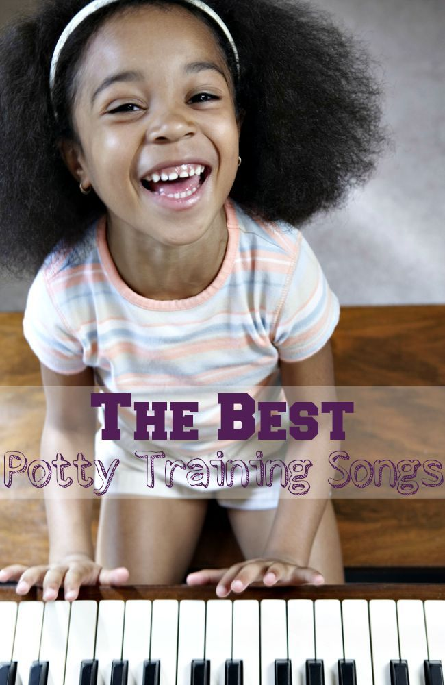 When it comes to potty training, sometimes all your toddler needs is some encouragement. That's why we're sharing our favorite potty training songs that will have your little one excited about using the potty!