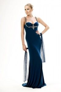 A179 sukienka wieczorowa