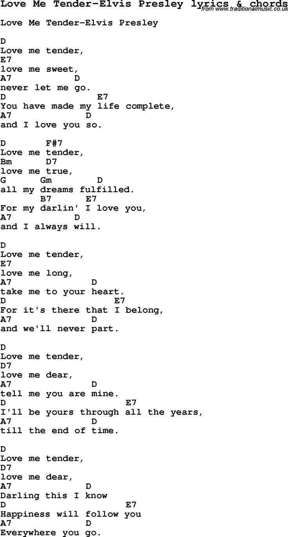 106 best song lyrics images on pinterest music classical love me tender elvis presley hexwebz Images