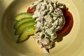 ... salad recipe ed baines smoked chicken ed baines smoked chicken mousse